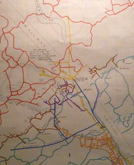 WW1 Hill 60 Map, Australian War Memorial (Stuart Curry) Tags: belgium australian galleries worldwarone canberra warmemorial hill60 19141918 battlemap undergroundmines messinesridge