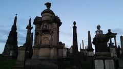 Glasgow Necropolis (Michel Curi) Tags: greatbritain britain uk unitedkingdom scotland glasgow hogmanay holiday travel vacation christmas newyears peoplemakeglasgow glasgowloveschristmas visitscotland lovescotland scotspirit cemetery continuity necropolis