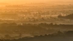 2014 Malverns - Winter Morning Light (Birm) Tags: morning winter sunlight sunrise severn valley worcestershire malvernhills