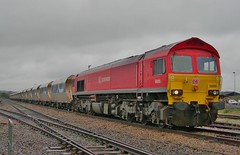 59205 (DBS 60100) Tags: westbury frome ews whatley class59 dbschenker mendiprail