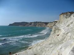Scala dei Turchi, Realmonte (AG) (ilpiubello) Tags: sea italy cliff island italia mare sicily italie sicilia agrigento isola scogliera realmonte scaladeiturchi meridione