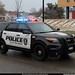 Macedonia Ohio Police Ford Explorer