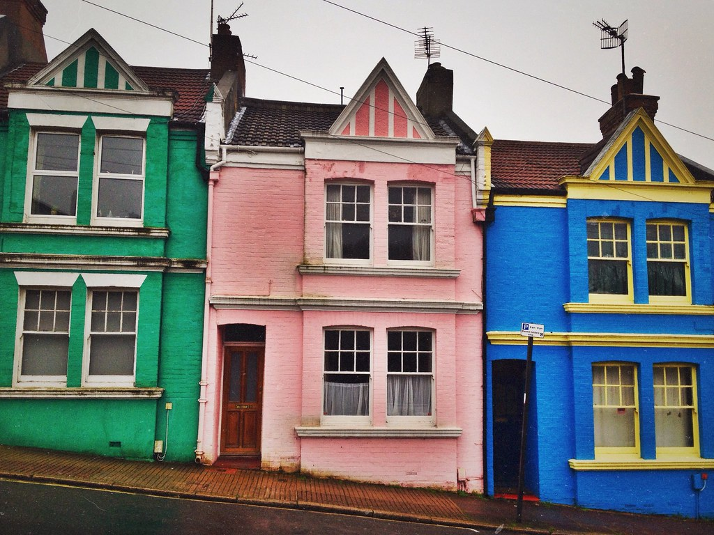 The World\'s Best Photos of balamory and houses - Flickr Hive Mind