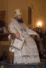 137. За богослужением в Успенском соборе 2007 г