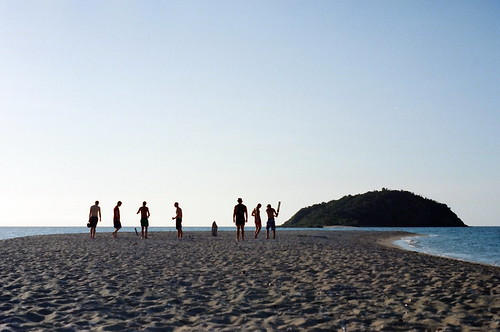 Islet Cricket