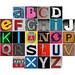 Alphabet 52