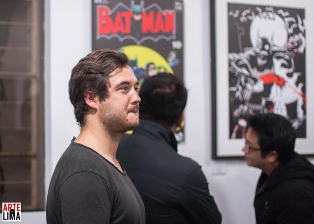 Aniversario 75º de Batman • Kasa Roja