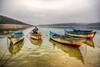 Boats of Lake (Nejdet Duzen) Tags: trip travel lake reflection turkey boat fishing dam türkiye sandal grayday göl yansıma turkei seyahat baraj manisa balıkçılık salihli demirköprübarajı demirköprüdam grigün