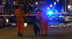 Merseyside Emergency Services Dog Section attend (sab89) Tags: rescue dog west building st fire north police ambulance nhs collapse service section wallasey wirral merseyside nht kig