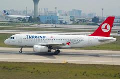 TURKISH A/L A319 TC-JLN (Adrian.kissane) Tags: istanbul turkish 2739 a319 tcjln