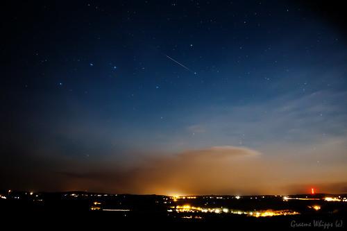 Random meteor