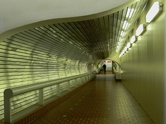 Tunnel, Union Station, New Haven, CT (catherine_silks) Tags: station train union ct tunnel