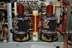 TRIO TS-530S CATHODE AND SCREEN RESISTORS & TUBE REPLACEMENT (pwllgwyngyll) Tags: by golden diy cage screen hobby pa final repair kits and trio resistor 73 radioshack kenwood capacitors hamradio amateurradio cathode 100watts relays shortwaveradio llanfairpwll dxing repairkit 100ohm radiocommunication ts530s radiorepairs ts830s 2w0daa 20ohm swling shortwavebands gw4jkr 6146bs outputpower 470ohm triots530scathodeandscreenresistorschange k4eaa getsugoingagain triots530shybridradio patubes valvestubes 35yearoldtransceiver dragon6146bs