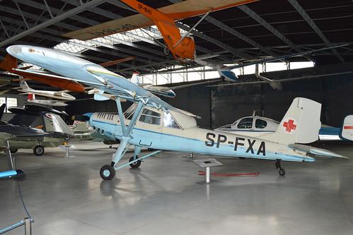 Aero L-60 Brigadyr 'SP-FXA'