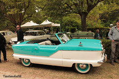 Nash Metropolitan 1956