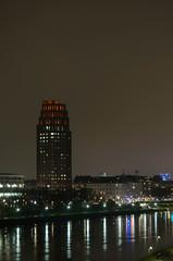 Frankfurt (makromat1) Tags: longexposure night nacht frankfurt main east osten langzeitbelichtung mainkai