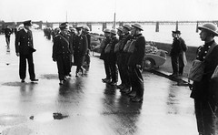 National & Auxiliary Fire Service (Dundee City Archives) Tags: old olddundeephotos dundee photos tay tayrailbridge rivertay riversidedrive esplanade national auxiliary fireservice firefighters firemen firebrigade water pump trailer ww2 worldwar2 worldwartwo worldwarii