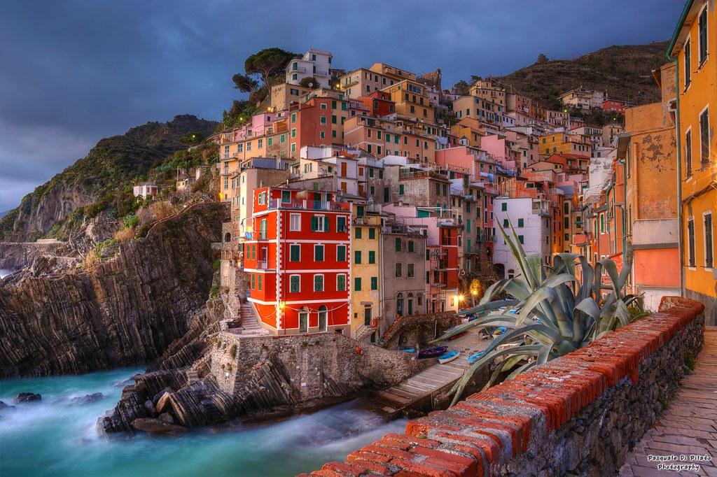 Riomaggiore Ý