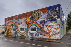 Seddon 2015-01-04 (IMG_5173-5) (ajhaysom) Tags: streetart graffiti marine duke australia melbourne dash caper putos sear tanea seddon dynes awes jackdouglas canon1635l heesco canoneos6d image4100 100xthe2015edition 100x2015