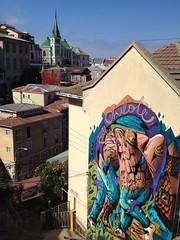 Valparaiso - art de rue