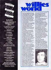 Birmingham City vs Portsmouth - 1977 - Page 3 (The Sky Strikers) Tags: city birmingham notes bell well portsmouth willie lionel done manager blether mowser