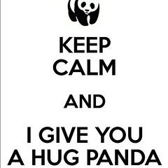 bb.panda.tato (trustquotes) Tags: asian azn hug panda you quote d like calm give more will keep hugs huehue huggles keepcalm i ukig panda4life