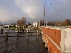 Roodehaan (Jeroen Hillenga) Tags: bridge netherlands brug groningen reitdiep roodehaan