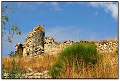 Castell d'Alta-riba (Jess Cano Snchez) Tags: espaa castle canon spain catalonia catalunya romanesque middleages castillo catalua romanic eos20d romanico castell espanya segarra tamron18200 elsenyordelsbertins lleidaprovincia catalunyamedieval catalunyaromanica altariba