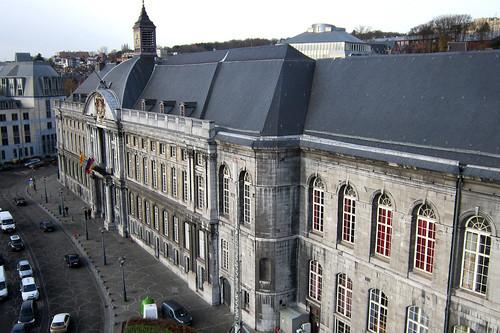 le Palais des Princes Evêques (Liège 2014)