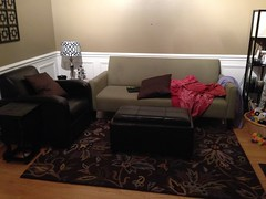 """The New Rug Really Ties the Room Together • <a style=""""font-size:0.8em;"""" href=""""http://www.flickr.com/photos/109120354@N07/16118783922/"""" target=""""_blank"""">View on Flickr</a>"""