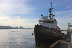 PACIFIC tugboats canada (agent1320) Tags: ocean sea canada west river coast boat marine ship tugboat tug tow towing towboat