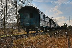 Lost Trains 020 (stefan.chytrek) Tags: travel eisenbahn railway trains verkehr patina lostplaces abstellgleise losttrains