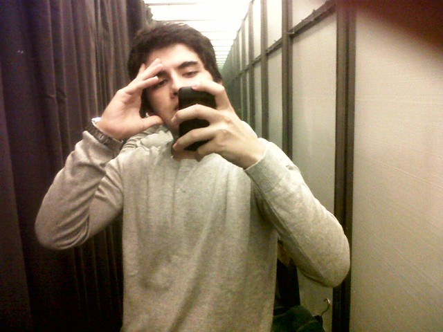 exhauted of dressing rooms / ZARA