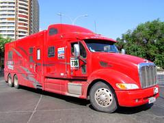 dakar motorhome 2012 camiones peterbiltt387