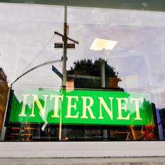 nothin but net (dalioPhoto) Tags: reflection green net window glass sign modern digital square word nikon technology web text internet communication online data d700 daliophoto marcdalioall
