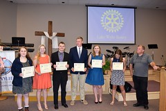 Spirit of Service Scholarship Awards 2016