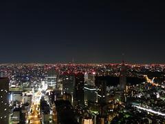 201604036 Tokyo Shinjuku (taigatrommelchen) Tags: street city building japan skyline night tokyo shinjuku icon 20160417