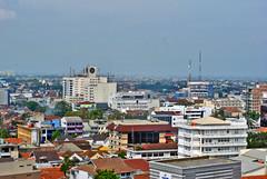 Cakrawala Jalan Asia Afrika (BxHxTxCx) Tags: city skyline bandung kota cakrawala