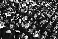 Blue Valley Southwest High School (Notley) Tags: people blackandwhite students monochrome may highschool kansas seniors graduates 2016 10thavenue notley seniorassembly notleyhawkins httpwwwnotleyhawkinscom notleyhawkinsphotography kansasphotography bluevalleysouthwesthighschool