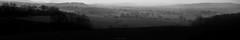 Le Morvan... (Julien Bukowski) Tags: winter blackandwhite mountain france fog montagne landscape europe noiretblanc hiver paysage fr bourgogne brouillard fra