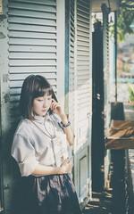 b5 (Nhp xinh trai siu cp !) Tags: vintage vietnam japan flim lo hc coffee coffe cafe deep art sad cute girl indoor retro eye actor bnh trang cookie beer book