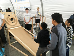 MA20160520-008.jpg (Menlo Photo Bank) Tags: ca people usa game boys students sign design us spring engineering event cooper zack sanmateo atherton 2016 upperschool makerfaire menloschool exampleofstudentwork bayareatravel photobymarcallard