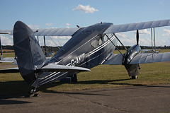 G-AKIF DH-89 Dragon Rapide (corkspotter / Paul Daly) Tags: canada classic de wings dragon duxford rapide havilland egsu dh89 gakif