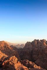 Sunset from Ad-Dayr (Ravi Raj R - 3R) Tags: jordan petra rrr