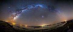 Marte and The Milkyway (Damin Avila) Tags: nightphotography winter sky argentina stars landscape nightscape astrophotography panoramica astronomia apod lapampa milkyway astrophotographer