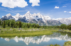 The View Day 8 (creativegenius5) Tags: park mountains scenic grand national teton tetons the