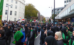 Standing People (Kombizz) Tags: uk people london justice massacre muslim islam faith religion crowd battle tragedy shia muharram ashura hydepark karbala edgwareroad marblearch tyranny umayyad martyrdom caliph mourners yazid prophetmuhammad sufyan imamhussain ziaratashura ahlulbait ziyarat ziarat hazratabbas umayyads battleofkarbala ahlalbayt muslimummah kombizz 10thofmuharram sayyedalshohada shiitemuslims standingpeople shimribnthiljawshan moonofthehashimites حسينبنعليبنأﺑﻲطالب‎ imamzainulabedin muawiayh umaribnsad alialasghar saiydushshohada banuumayya yaabaabdillahalhussain imaamhussain ziyaratashura muharram1436 yaghamarbanihashem qamarebanihashim 1130058