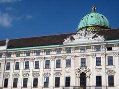 Neue Burg (New Castle), Hofburg Palace, Vienna, (Wiebke) Tags: vienna wien sterreich austria europe architecture architektur hofburg hofburgpalace palace