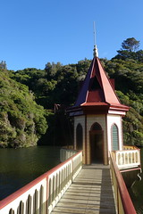 Lower reservoir, Zealandia (Andos_pics) Tags: newzealand reservoir wellington karori zealandia