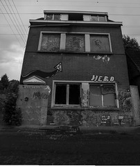 Untitled_Panorama1 (xanhs) Tags: abandoned town village ghost dorp doel abandomed